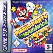 Boîte du jeu Mario Party Advance